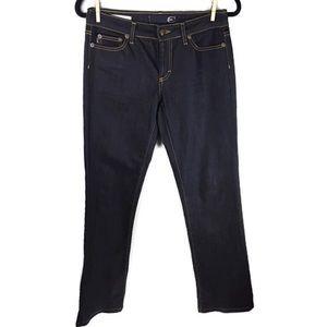Just Cavalli White Diamond Slim Leg Jeans Size 8